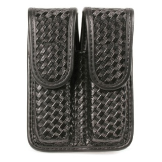 Double Mag Pouch - Staggered Column-Blackhawk