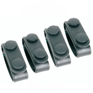 Molded Belt Keepers (Pkg Of 4)-