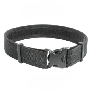 Reinforced Web Duty Belt With Loop Inner-