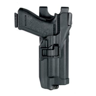 Level 3 SERPA Light Bearing Duty Holster