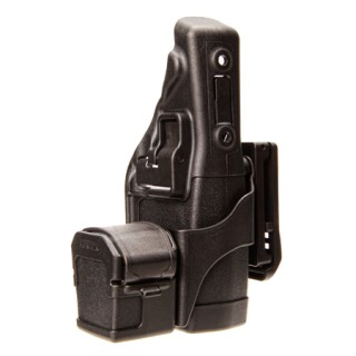Taser Cartridge Side Mount Plate-