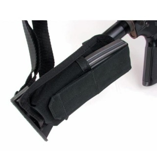 M4 Collapsible Stock Mag Pouch-