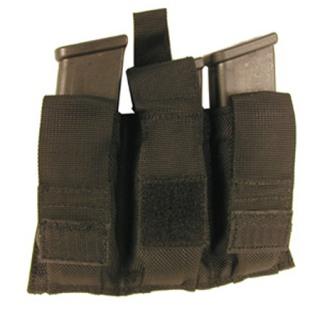 Bts Triple Pistol Mag Pouch-Blackhawk