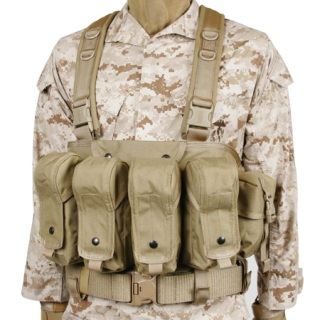 Commando Chest Harness-Blackhawk