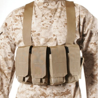 Chest Pouches AK47 mag-Blackhawk