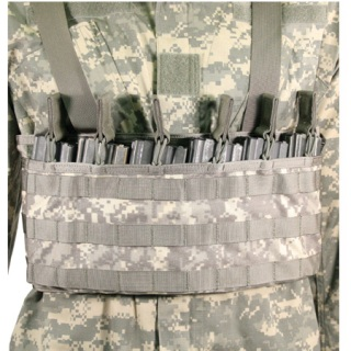 Modular Low Profile Chest Rig-Blackhawk