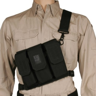 Rifle Bandoleer (Holds 6)-Blackhawk