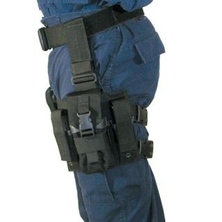 Omega Elite Dual M16/Pistol Mag Pouch-Blackhawk