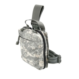 Omega Drop Leg Medical Pouch-Blackhawk