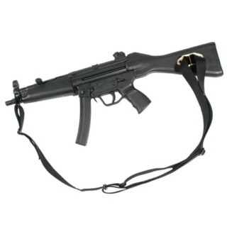 Swift Sling Mp5 Black-Blackhawk