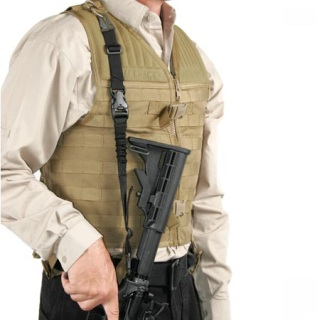 Blackhwk Tac Releasable Strike Sling Black-Blackhawk