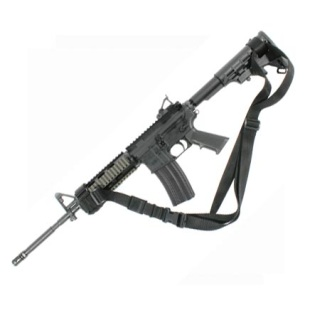 Universal Swift Sling-Blackhawk
