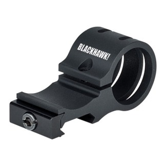 71rm01 Offset Flashlight Rail Mount-Blackhawk
