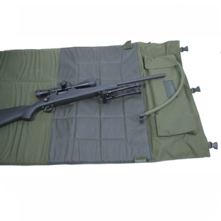 Pro-Shooters Mat-Blackhawk