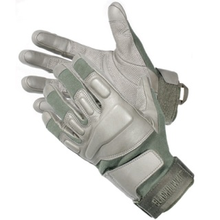 S.O.L.A.G Full Finger Gloves with Kevlar-Blackhawk