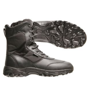 Black Ops Boot Black - 4.5 Medium-Blackhawk