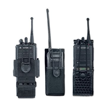 Radio Case Size 2 - Laminated Swive-