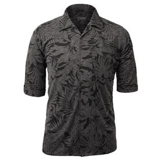 Casual Knit Shirt Short Short Sleeve-Blackhawk