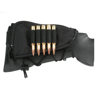 Ammo Cheek Pad - Rifle (Holds 5)-Blackhawk