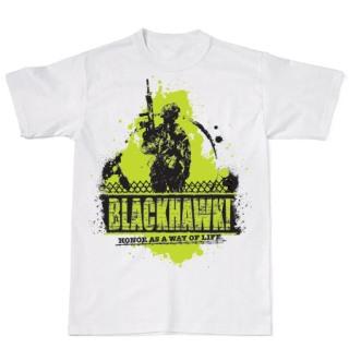 Men's Patrol T-Shirt-Blackhawk