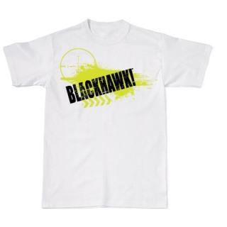 Men's Scope T-Shirt-Blackhawk
