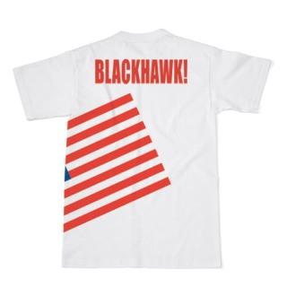 Men's Memory T-Shirt - COL FL-Blackhawk