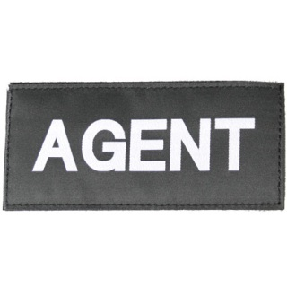 Agent Patch-Blackhawk