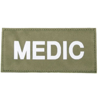 Medic Patch-Blackhawk