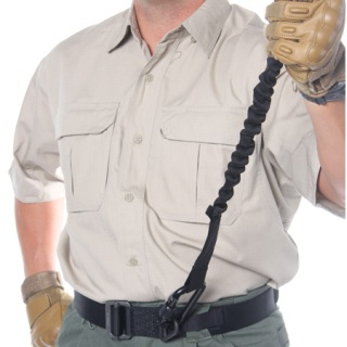 Personal Retention Safety Lanyard-Blackhawk
