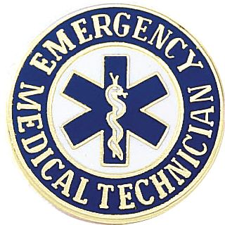 EMT COLLAR INS-Blackinton Insignia and Recognition