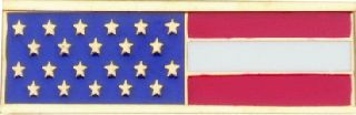 U.S.A. Commendation Bar-Blackinton Insignia and Recognition