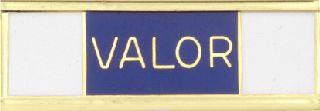MEDAL OF VALOR COMM BAR-