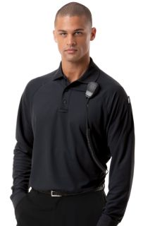 L/S Adult Tactical Shirt Graphite Solid-