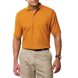 Mens 100% Cotton Polo