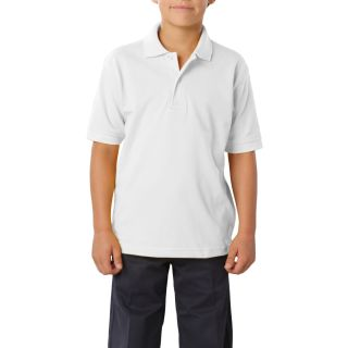 Youth Soft Touch Pique Polo