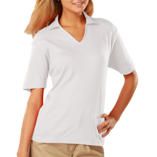 Ladies 100% Ringsun Cotton Polo