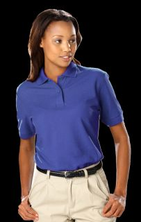 Ladies Value Soft Touch Pique Polo