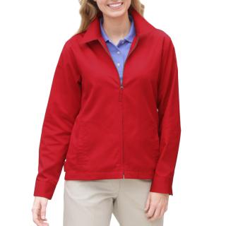 Ladie's Teflon Twill Golf Jacket