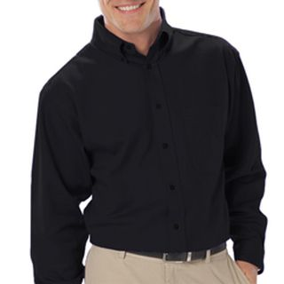 Mens L/S Value Poplin Shirt