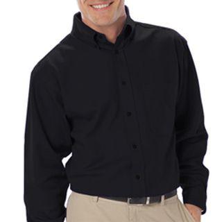 Men's L/S Light Weight Poplin Shirt-Blue Generation