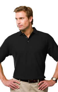 Mens Tall Wicking S/S Polo