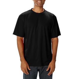 Men's Moisture Wicking Crew Neck Tshirt