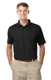 Mens Tall Value Wicking S/S Polo-Blue Generation