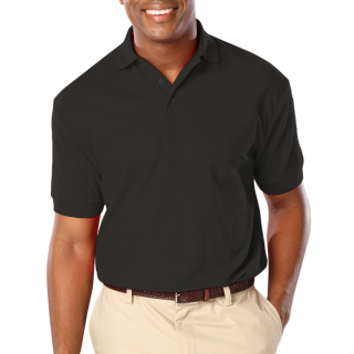 Men's Short Sleeve Budget Pique Polo