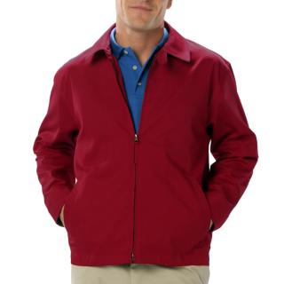 Men's Teflon Twill Golf Jacket