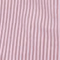 Burgundy White Stripe