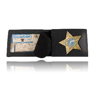 Billfold Badge Case-