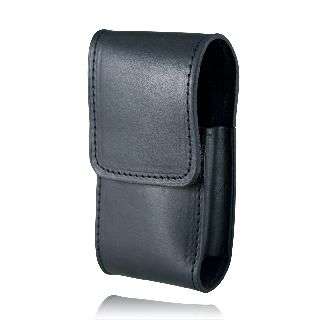 Iphone 4, Blackberry 8830, Clip Back-Boston Leather