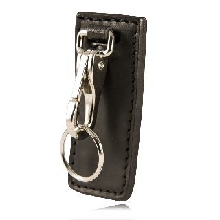 "High Ride Key Holder, Fits Up To 2 1/4"" Belt-Boston Leather"