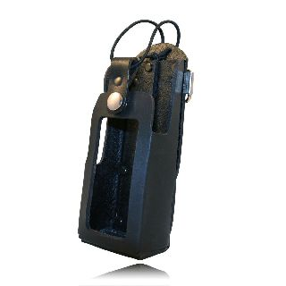 Radio Holder For Motorola 2500/5000-Boston Leather